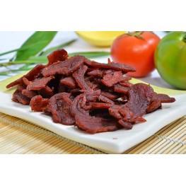 炭燒素肉乾